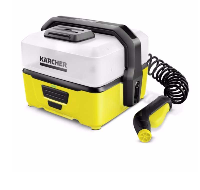 Mobil Temizlik Makinesi -Karcher Cleaner OC 3 *GB