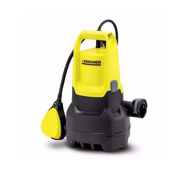 Drenaj pompası -Karcher SP 1 DİRT