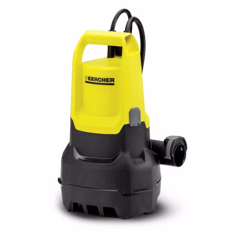Drenaj pompası -Karcher SP 5 DİRT
